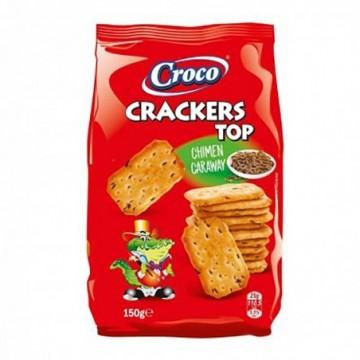 Crackers cu chimen, 150 g,...