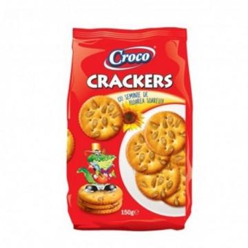 Crackers cu semințe de...