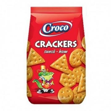 Crackers cu șuncă, 100 g,...
