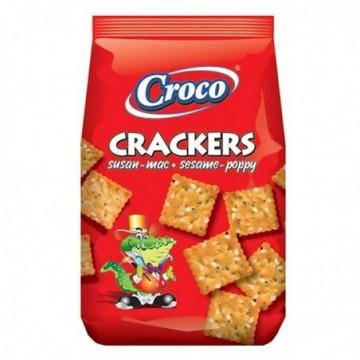 Crackers cu susan și mac,...