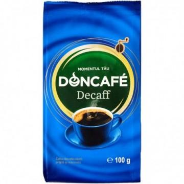 Cafea decofeinizata, 100 g,...