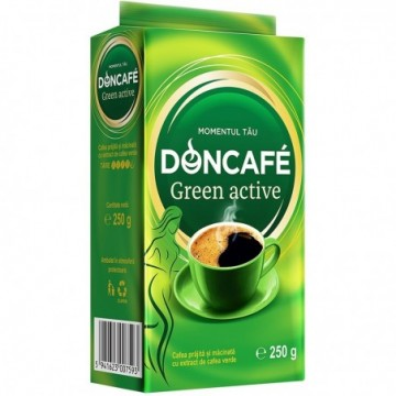 Cafea, 250 g, Doncafe Green...