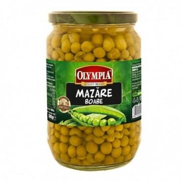 Mazăre verde boabe, 720 ml,...