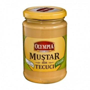 Muștar clasic, 314 ml, Olympia