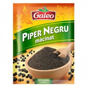 Piper negru măcinat, 17 g,...
