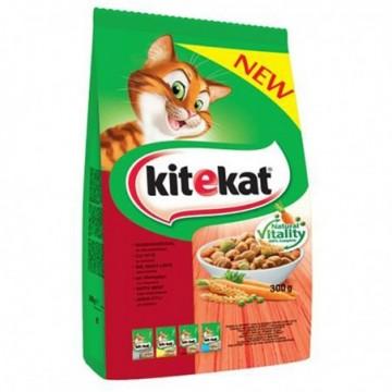 Hrană uscată pentru pisici...