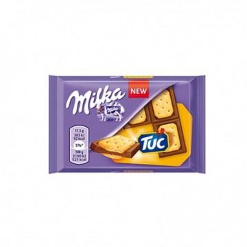Ciocolata Milka Tuc Mini, 35 g