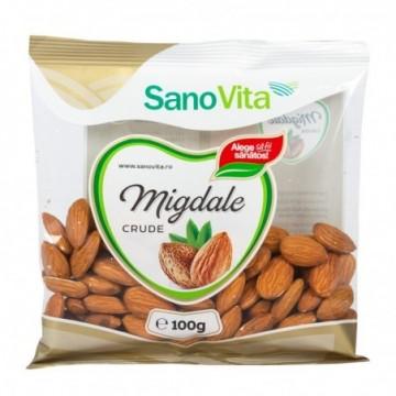 Migdale,100 g, SanoVita