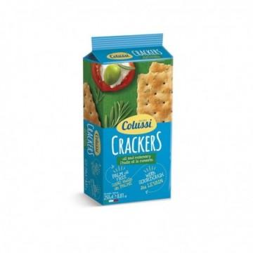 Crackers cu ulei de...
