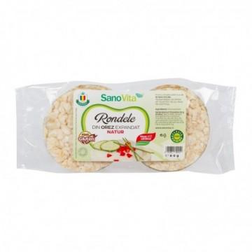 Rondele simple orez, 80 g,...
