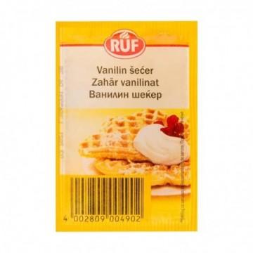 Zahar vanilinat, 8 g, Ruf