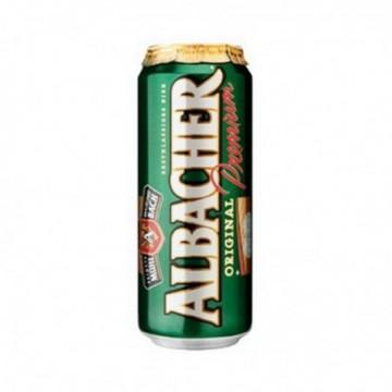 Bere, doză 0.5L, Albacher