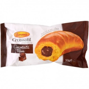 Croissant cu cremă de...