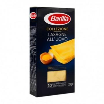 Lasagne cu ou, 250 g, Barilla