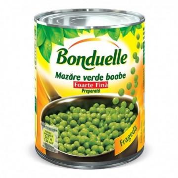Mazăre verde boabe, 400 g,...