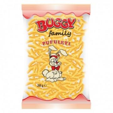 Pufuleti cu sare, 200 g, Buggy