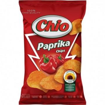 Chio Chips, 140 g, Ardei Gras