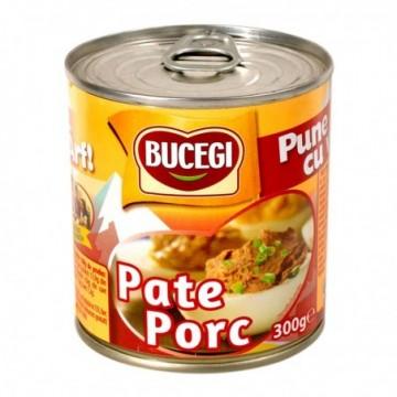 Pate porc, 300 g, Bucegi