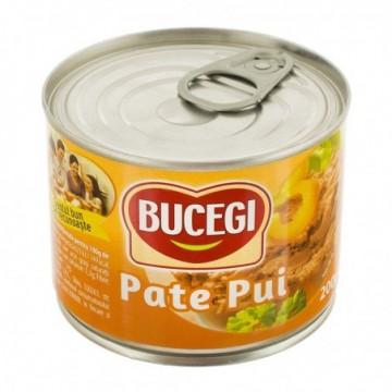 Pate Pui, 200 g, Bucegi