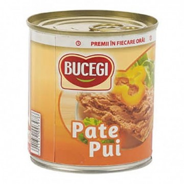 Pate Pui, 300 g, Bucegi