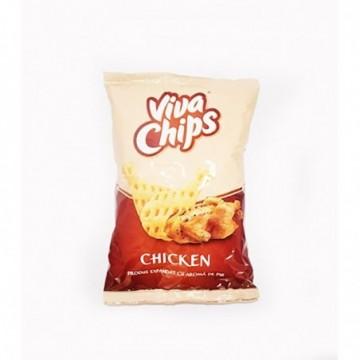 Chips cu gust de pui, 50 g,...