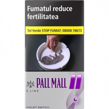 Pall Mall S-Line Vioet Switch