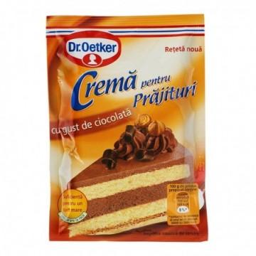 Cremă pentru prăjituri cu...