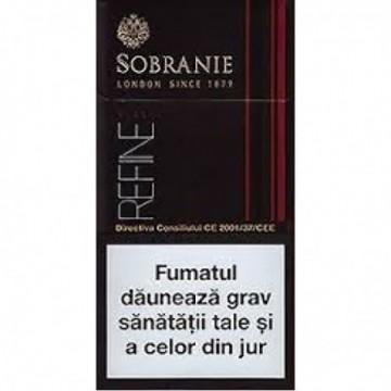 Sobranie Refine Black