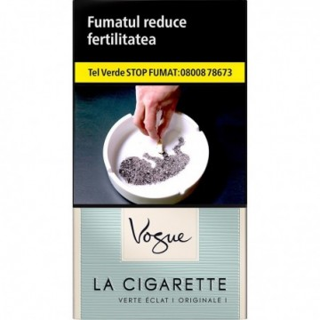Vogue La Cigarette Verte Eclat