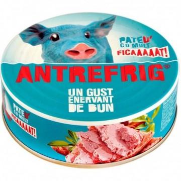 Pate de porc, 200 g, Antrefrig