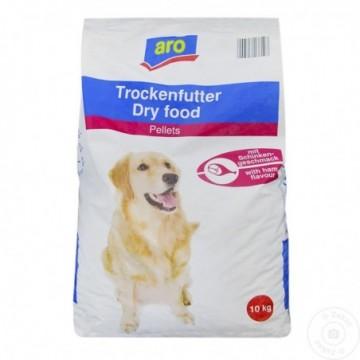 Hrană câini, 10 kg, Aro